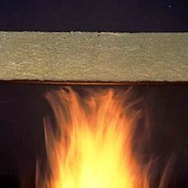 Пожаростойкость минераловатных плит