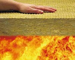 пожаробезопасность каменной ваты