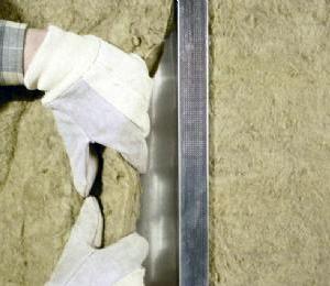 Плиты Лайт Баттс чрезвычайно просты в монтаже