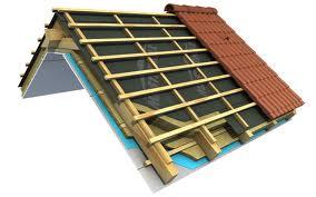 Теплоизоляция скатной крыши имеет ряд своих особенностей