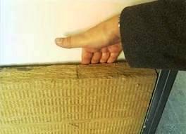 Минеральная вата состоит из тончайших волокон
