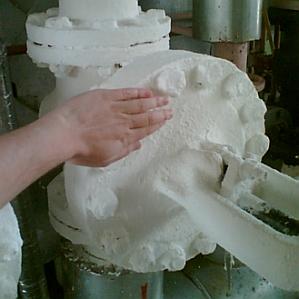 Жидкая керамическая теплоизоляция