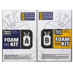 FoamKit 600 - тот самый набор, который позволит Вам создать жесткую теплоизоляцию
