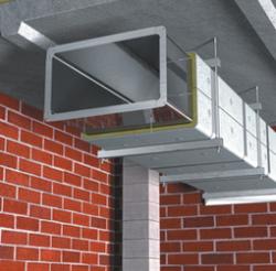 Изоляция вентиляционной системы