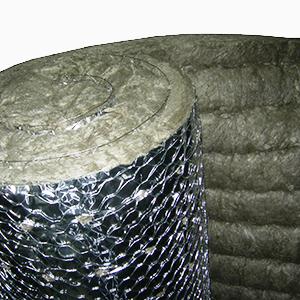 Rockwool Wired Mat