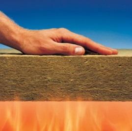 Стойкость минваты базальтовой к высоким температурам