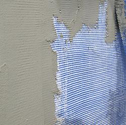 Оштукатуривание по сетке - крепкая основа под покраску!